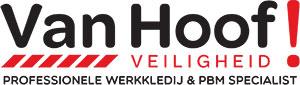logo Van Hoof Veiligheid